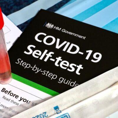 SELF TEST ΓΙΑ COVID – ΑΝΑΛΥΤΙΚΑ ΤΑ ΒΗΜΑΤΑ
